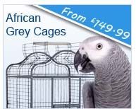 Cages for African Greys