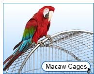 View Macaw Cages
