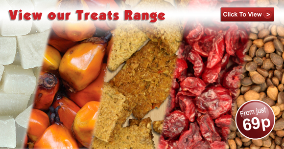 View our Treats Range