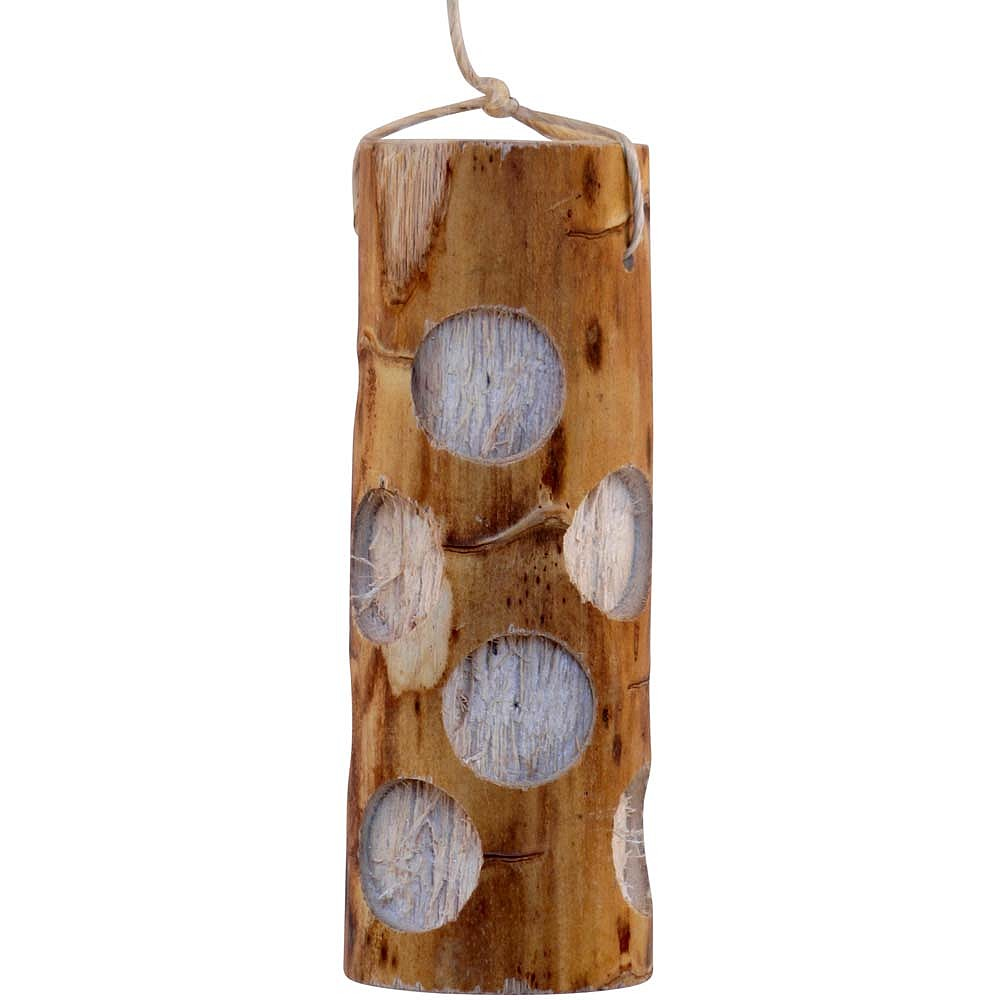 Parakeet Chew Toys : Ole junior bird kabob natural chew toy for parrots