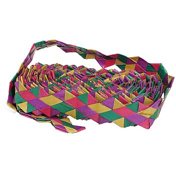 Woven Wonders Rainbow Shredder Roll - Zigzag - Jumbo