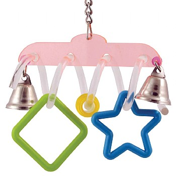 Northern Parrots Star Hanger Parrot Toy
