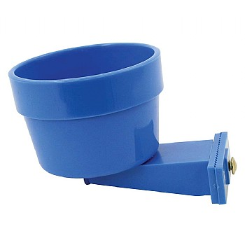 Quick Locking Parrot Food or Water Bowl - Small