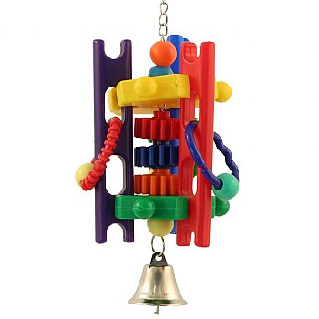 Puzzle & Play Parrot Toy
