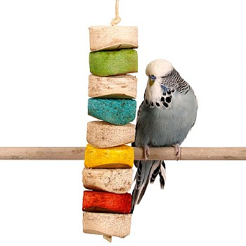 Bird Kabob - Super - Colourful Parrot Chew Toy