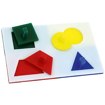 Psitta Puzzle Board - Educational Parrot Toy - Medium