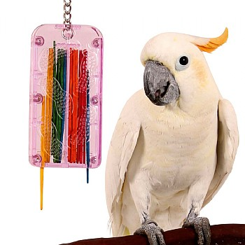Drop Stix Parrot Foraging Toy & Refill Pack
