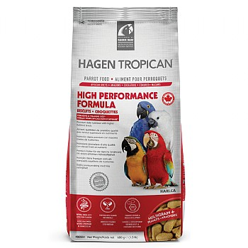 Hagen Hagen Hari Tropican Parrot High Performance Biscuit