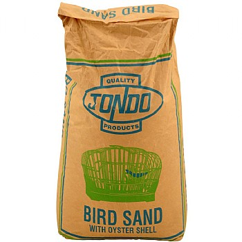 Bird Sand with Oyster Shell - 25Kg