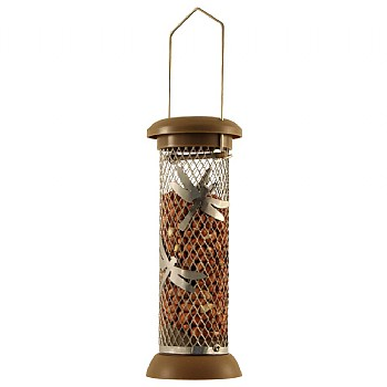 Assorted Brands Funky Wild Bird Peanut Feeder
