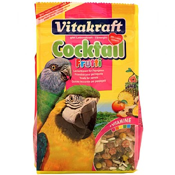 Vitakraft Vitakraft Fruitti Cocktail - Parrot - 250g