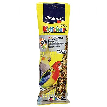 Vitakraft Vitakraft Cockatiel Treat Stick Multi-Vitamin