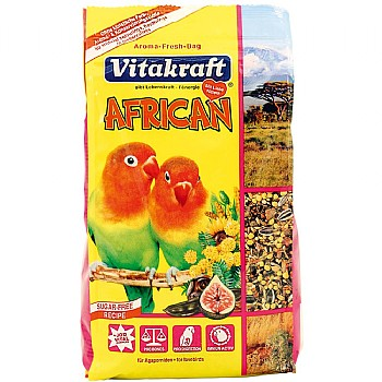 Vitakraft Small African Food - 750g