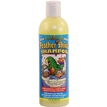 Kings Cages Feather Shine Shampoo - 503ml (17fl oz)