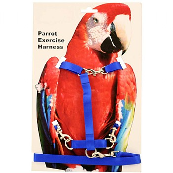 Parrot and Bird Harness - Small