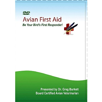 Avian First Aid DVD