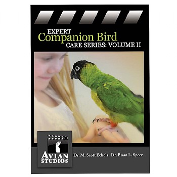 Expert Parrot Care Series DVD - Volume II