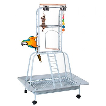 Liberta Cages Turret Parrot Play Gym Stand