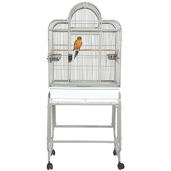 Rainforest Cages Santa Fe Top Opening Parrot Cage with Stand