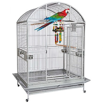 Rainforest Cages Rio Grande Dome Top Parrot Cage