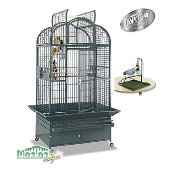 Montana Berlin Large Top Opening Parrot Cage