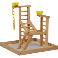 Acrobird Parrot Playgym - Large Playland