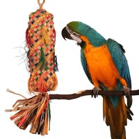 Coloured Pinata Spiked - Shreddable Toy for Parrots - XLarge