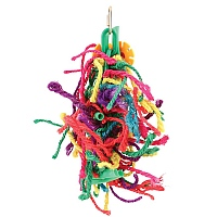 Knotty Rope Climber Parrot Toy