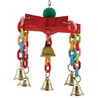 Jingle Stars Parrot Toy