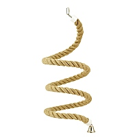 Parrot Boing - Jute Spiral Parrot Perch - Medium