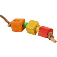 Triple Cubes Parrot Foot Toy