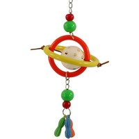 Wiffle Spinner Parrot Toy