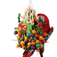 Party Time Hanging Parrot Toy