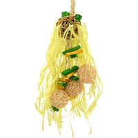 Party Swinger Hanging Parrot Toy