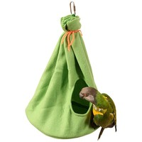 Teepee Sleeper Hideaway for Parrots - XXLarge