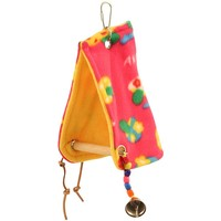 Peekaboo Parrot Perch Tent - Small