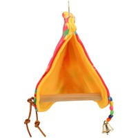 Peekaboo Parrot Perch Tent - Medium