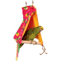 Peekaboo Parrot Perch Tent - Large