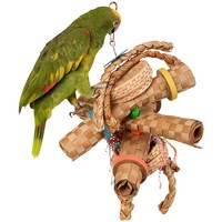 Palm Heaven - Natural Chew Toy for Parrots