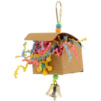 Lunch Pail - Chewable Foraging Toy for Parrots