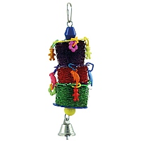 Polly Parfait Parrot Toy