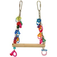 Swing of Rings - Small - Pet Bird Toy