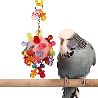Mini Ball of Binkys Pet Bird Toy
