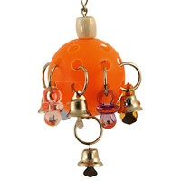 Mini Dinner Bell Bird Toy