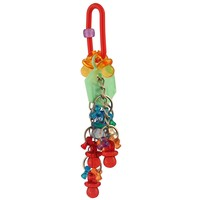 Tiny Pacifier Tug & Pull Bird Toy