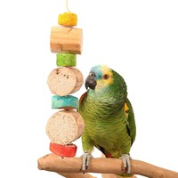 Bird Kabob - Tango - Earth Friendly Parrot Toy
