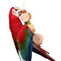 Bird Kabob - Suave - Shreddable Parrot Toy