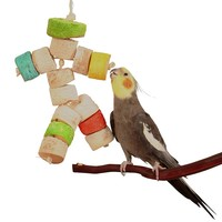 Bird Kabob - Hombre - Shreddable Parrot Toy