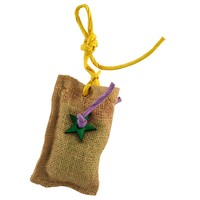 Foraging Surprise Bag Parrot Toy - Small