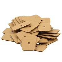 Cardboard Slice Refills for Parrot Toys - Medium